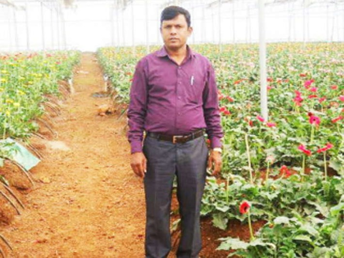 Youth farmers earning RS 40 lakh annually from farming