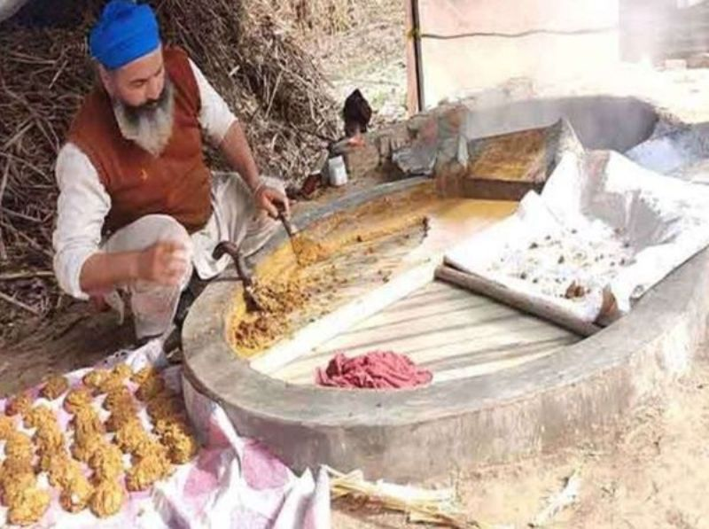 Avtar Singh from punjab choose Jaggery making business